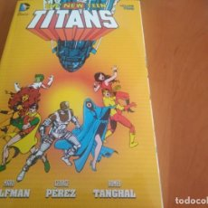 Cómics: THE NEW TEEN TITANS. Lote 130329502