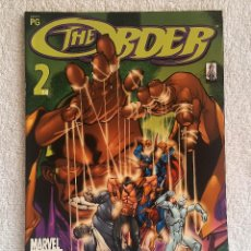 Cómics: COMIC THE ORDER #2 MARVEL. Lote 130401058