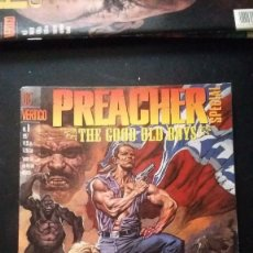 Cómics: PREACHER SPECIAL: THE GOOD OLD BOYS, NO.01 (DC VERTIGO 1997) JODY AND T.C.. Lote 130421322