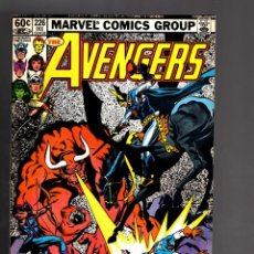 Cómics: AVENGERS 226 - MARVEL 1982 FN. Lote 130499526