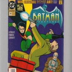 Cómics: THE BATMAN AVENTURES. Nº 14. ORIGINAL USA. DC. INGLÉS. (STC81). Lote 130537166