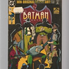 Cómics: THE BATMAN AVENTURES. Nº 15. ORIGINAL USA. DC. INGLÉS. (STC81). Lote 130537202