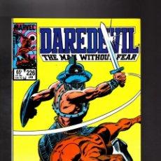 Cómics: DAREDEVIL 226 - MARVEL 1986 VFN- / MILLER STORY. Lote 130840380