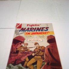 Cómics: FIGHTIN` MARINES - CHARLTON COMICS - VOL 1 - NUMERO 72 - DICIEMBRE 1966 - COMIC USA - BE - GORBAUD. Lote 130895740