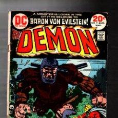 Cómics: DEMON 11 - DC 1973 GD / JACK KIRBY. Lote 130909560