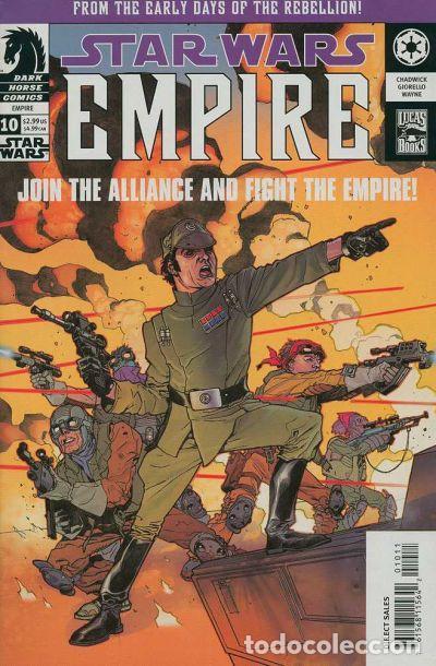 STAR WARS: EMPIRE #10, DARK HORSE, 2.003, USA (Tebeos y Comics - Comics Lengua Extranjera - Comics USA)