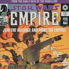 Cómics: STAR WARS: EMPIRE #10, DARK HORSE, 2.003, USA. Lote 130910972