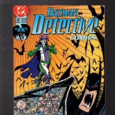 Cómics: DETECTIVE COMICS 617 BATMAN - DC 1990 FN/VFN / JOKER. Lote 130985968
