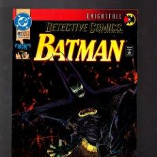 Cómics: DETECTIVE COMICS 662 BATMAN - DC 1993 VFN / KNIGHTFALL. Lote 130986456