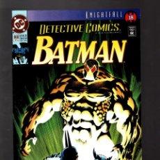 Cómics: DETECTIVE COMICS 666 BATMAN - DC 1993 VFN/NM / KNIGHTFALL. Lote 130986544