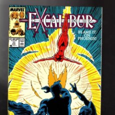 Cómics: EXCALIBUR 11 - MARVEL 1989 VFN. Lote 131026664