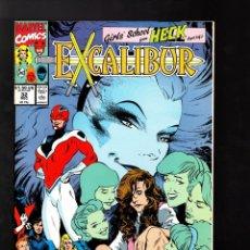 Cómics: EXCALIBUR 32 - MARVEL 1990 VFN. Lote 131026840