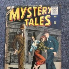 Cómics: MYSTERY TALES # 48 - ATLAS 1956 - BILL EVERETT - JOE SINNOTT - AL WILIAMSON . Lote 131221664
