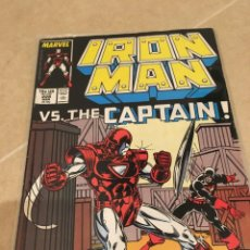 Cómics: IRON MAN 228 USA. ARMOR WARS. Lote 131979694