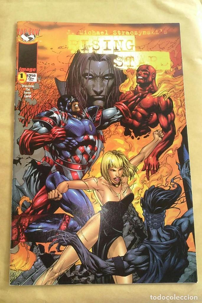 RISING STARS # 1 - VARIANT COVER 1B (Tebeos y Comics - Comics Lengua Extranjera - Comics USA)