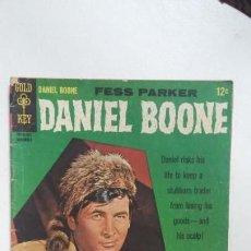 Cómics: DANIEL BOONE - COMIC ORIGINAL EN INGLÉS POR GOLD KEY COMICS - NO NOVARO. Lote 132200434