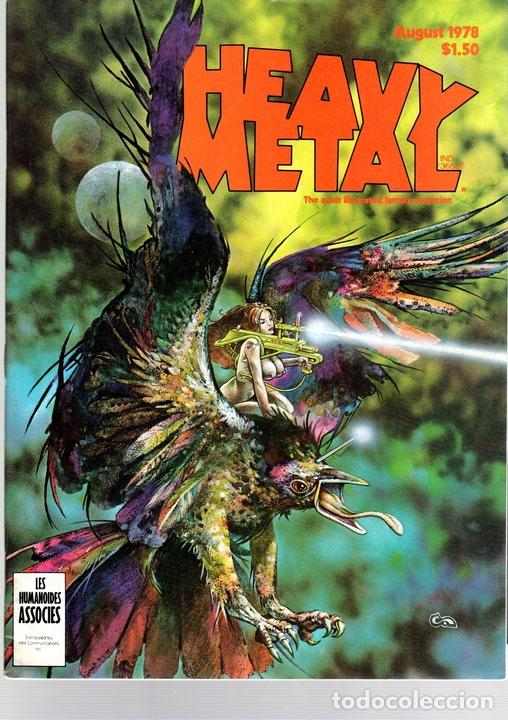 heavy metal fantasy