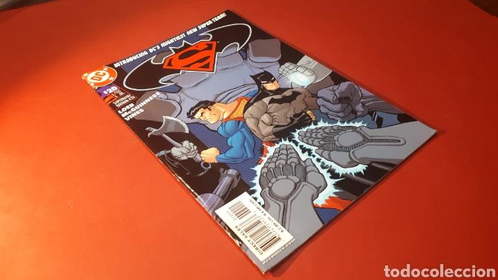 SUPERMAN BATMAN 20 EXCELENTE ESTADO DC USA (Tebeos y Comics - Comics Lengua Extranjera - Comics USA)