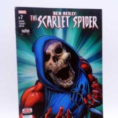 Cómics: BEN REILLY THE SCARLETT SPIDER 7. (DAVID / SLINEY / KEITH) MARVEL, 2017. VF. Lote 132534781