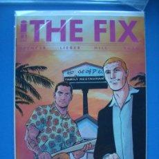 Cómics: THE FIX #1-4 (IMAGE, 2016). Lote 132902614