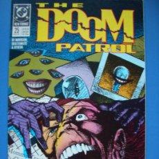 Cómics: DOOM PATROL #25 (DC COMICS, ). Lote 132997858
