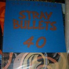 Cómics: STRAY BULLETS #40 (EL CAPITÁN BOOKS). Lote 132998070