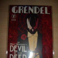 Cómics: GRENDEL: DEVIL BY THE DEED (DARK HORSE). Lote 133004506