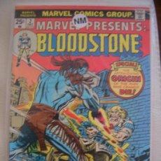 Cómics: MARVEL PRESENTS #2 BLOODSTONE (MARVEL, 1975). Lote 133004658