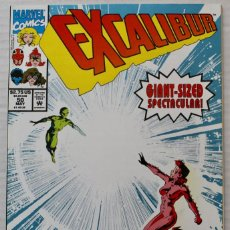 Cómics: US MARVEL: MARVEL COMICS - EXCALIBUR Nº 50 MAY 1991 - COMO NUEVO- NM. Lote 156788700