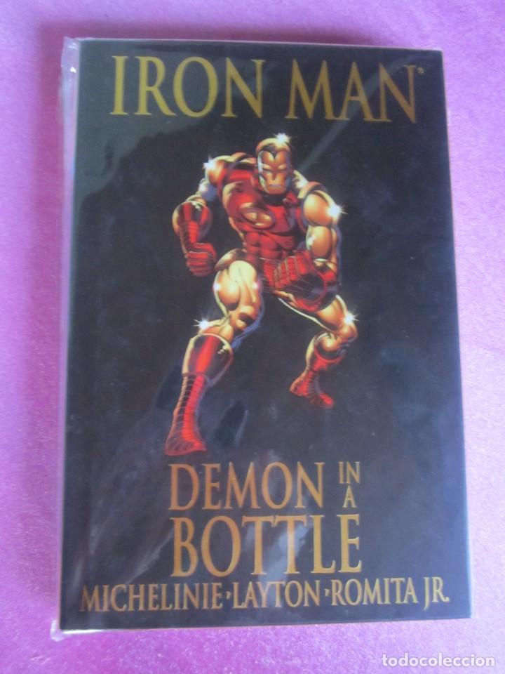 IRON MAN DEMON IN A BOTLLE MARVEL EXCELENTE ESTADO INGLES (Tebeos y Comics - Comics Lengua Extranjera - Comics USA)