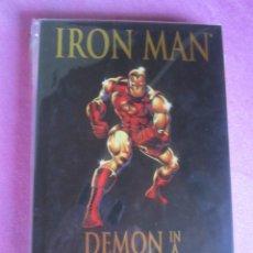 Cómics: IRON MAN DEMON IN A BOTLLE MARVEL EXCELENTE ESTADO INGLES. Lote 133191770