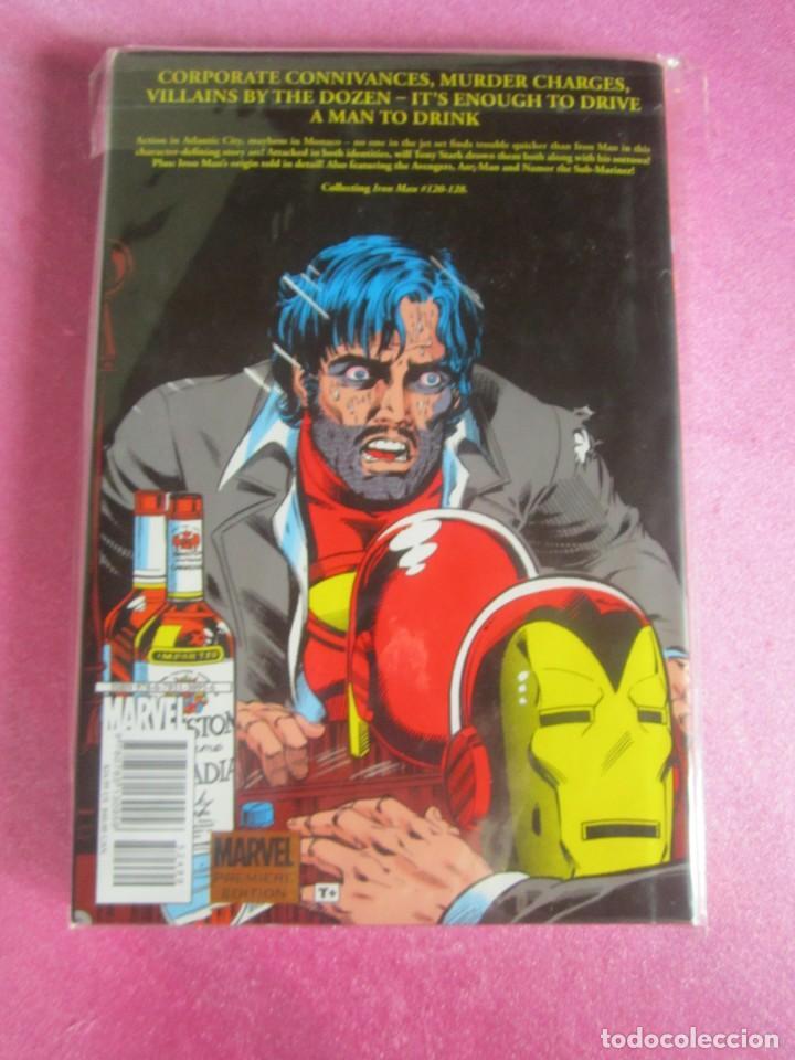 Cómics: IRON MAN DEMON IN A BOTLLE MARVEL EXCELENTE ESTADO INGLES - Foto 2 - 133191770