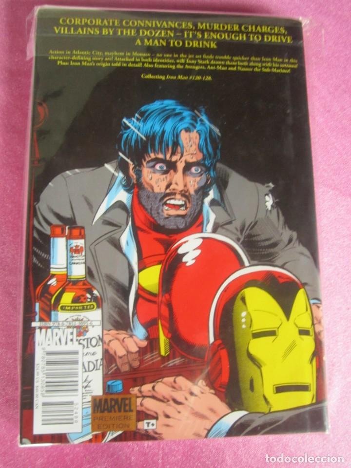 Cómics: IRON MAN DEMON IN A BOTLLE MARVEL EXCELENTE ESTADO INGLES - Foto 5 - 133191770