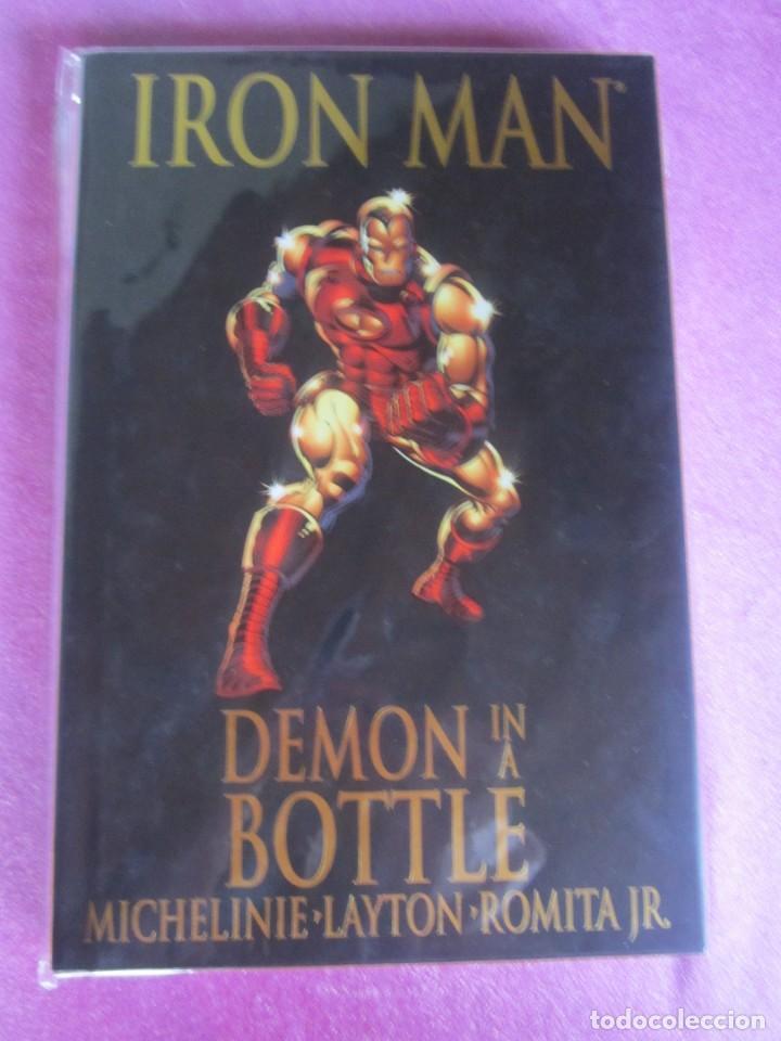 Cómics: IRON MAN DEMON IN A BOTLLE MARVEL EXCELENTE ESTADO INGLES - Foto 6 - 133191770
