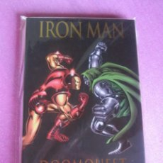 Cómics: IRON MAN DOOMQUEST MARVEL. EXCELENTE ESTADO INGLES. Lote 133192490