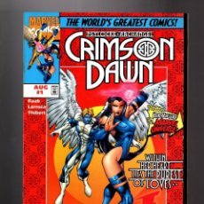 Cómics: PSYLOCKE AND ARCHANGEL CRIMSON DAWN 1 - MARVEL 1997 VFN+. Lote 139154922