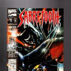 Cómics: X-MEN : SABRETOOTH 3 - MARVEL 1993 VFN/NM . Lote 133694346