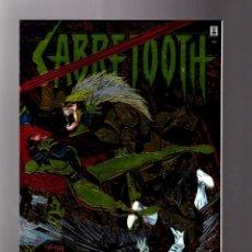 Cómics: X-MEN : SABRETOOTH SPECIAL - MARVEL 1995 VFN/NM. Lote 133694638