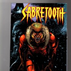 Cómics: X-MEN : SABRETOOTH BACK TO NATURE - MARVEL 1998 VFN/NM PRESTIGE. Lote 133694710