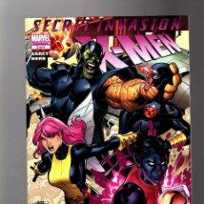 Cómics: X-MEN : SECRET INVASION 2 - MARVEL 2008 VFN/NM. Lote 133694866