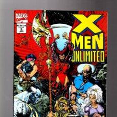 Cómics: X-MEN UNLIMITED 5 - MARVEL 1994 VFN/NM. Lote 133695662