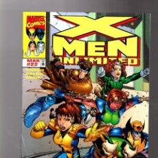 Cómics: X-MEN UNLIMITED 22 - MARVEL 1999 VFN/NM. Lote 133695718