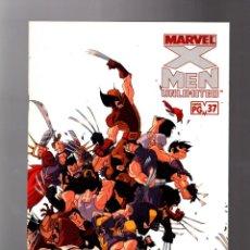 Cómics: X-MEN UNLIMITED 37 - MARVEL 2002 VFN. Lote 133695926