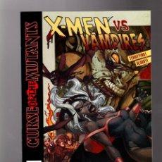 Cómics: X-MEN VS VAMPIRES 1 - MARVEL 2010 VFN/NM. Lote 133696342