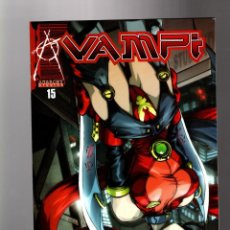 Cómics: VAMPI 15 - ANARCHY 2002 VFN/NM VARIANT COVER. Lote 133761802