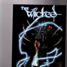 Cómics: WICKED 1 - IMAGE 1999 VFN/NM. Lote 133764610