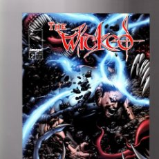 Cómics: WICKED 2 - IMAGE 2000 VFN/NM. Lote 133764670