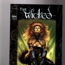 Cómics: WICKED 3 - IMAGE 2000 VFN/NM. Lote 133764710