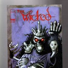 Cómics: WICKED 3 - IMAGE 2000 VFN/NM. Lote 133764742