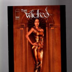 Cómics: WICKED 4 - IMAGE 2000 VFN/NM. Lote 133764826